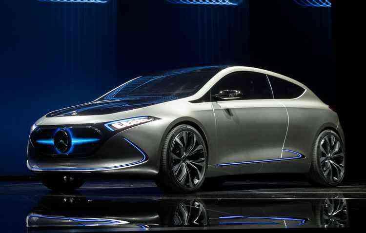 Mercedes-Benz quer ter versões eléctricas de todos os modelos