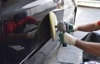 Pequenos reparos podem ser resolvidos com polimento. Foto: Piera Lobo / Esp. DP