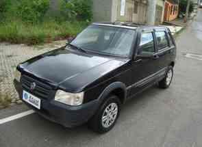 Fiat Uno Mille Celeb. Way Econ. 1.0 F.flex 4p em Belo Horizonte, MG valor de R$ 18.800,00 no Vrum