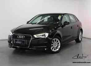 Audi A3 Sportback 1.4 Tfsi S-tronic em Belo Horizonte, MG valor de R$ 62.800,00 no Vrum