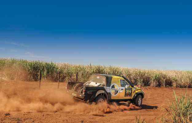 Serão 2.679 quilômetros ao logo de todo percurso entre Goiás e Minas Gerais - Fábio Davini/DFotos