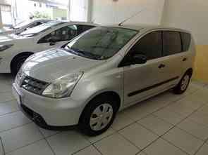 Nissan Livina S 1.6 16v Flex Fuel Mec.