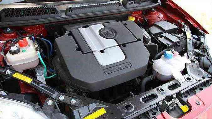 Motor 1.8 16V E.torQ