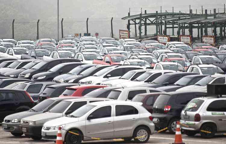 Comercialização de automóveis será assunto principal da ExpoFenabrave - Marcelo Camargo / Agência Brasil