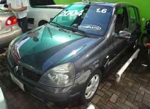 Renault Clio Rl Alizé/ Authent. 1.6 16v 110cv 5p em Londrina, PR valor de R$ 14.500,00 no Vrum