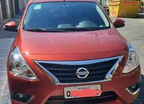 Nissan Versa Sv 1.6 16v Flexstart 4p Aut. em Contagem, MG valor de R$ 73.500,00 no Vrum