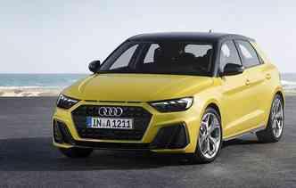 Fotos do modelo foram vazadas antes da estreia. Foto: Audi / Divulgação