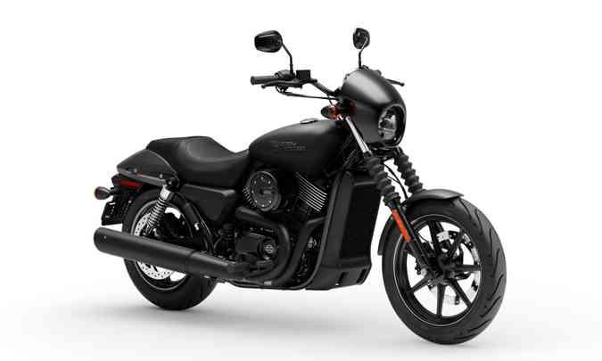 A XG 750 é uma street para uso diário, que também pode desembarcar no Brasil(foto: Harley-Davidson/Divulgação)