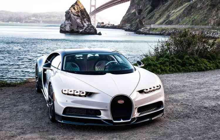 O Chiron será ultrapassado pelo Divo na questão velocidade e exclusividade - Bugatti/ Divulgação