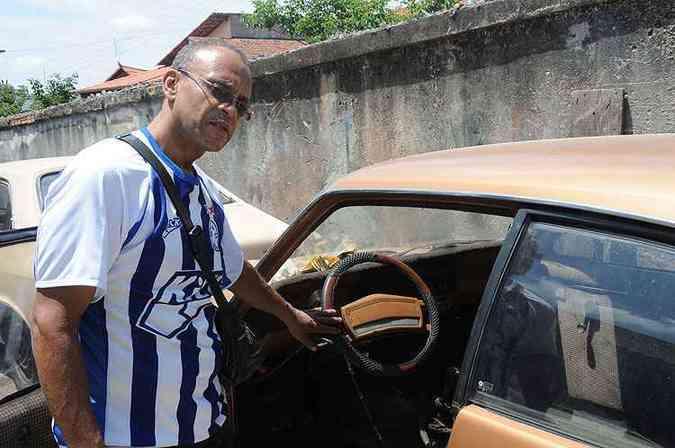 Roberto Cruz, da Atlanta, diz que a mecânica não tem mistério(foto: Paulo Filgueiras/EM/D.A Press)