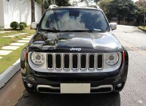 Jeep Renegade Limited 2.0 4x4 Tb Diesel Aut. em Belo Horizonte, MG valor de R$ 118.990,00 no Vrum