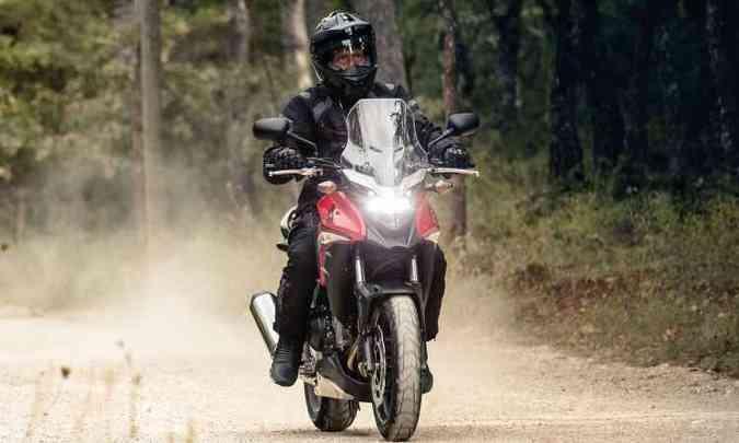 Nova Honda CB 500X(foto: Honda/Divulgação)
