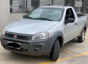 Fiat Strada Working Hard 1.4 Fire Flex 8v Cs em Belo Horizonte, MG valor de R$ 36.900,00 no Vrum