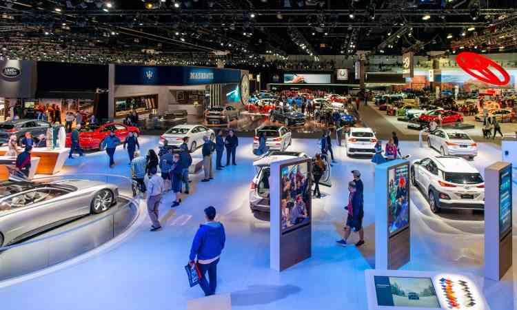 Mostra norte-americana cresceu em importância e já revela importantes lançamentos - Los Angeles Auto Show/Divulgação
