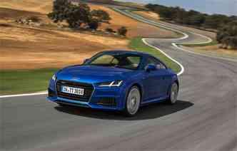 Novo Audi TT chega ao Brasil com versões de R$ 209.990 e R$ 229.990(foto: Audi/Divulgação)