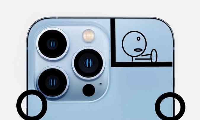 (foto: Arte sobre foto de divulgação da Apple)