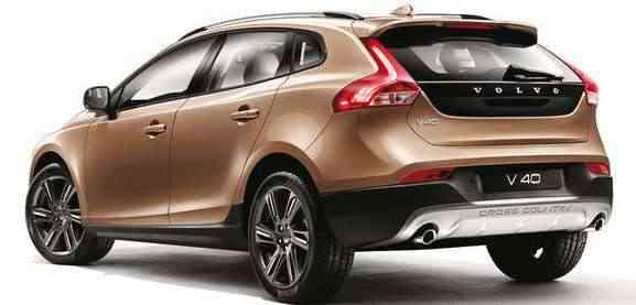 Carro pode apresentar problema na seta de direção traseira esquerda   - Volvo/divulgação