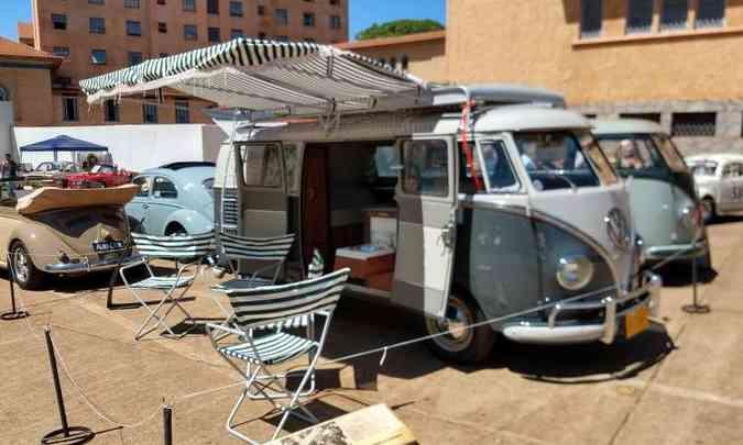 VW Kombi 1960 Turismo(foto: Pedro Cerqueira/EM/D.A Press)