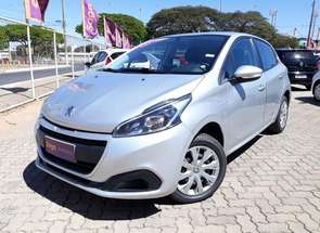 Peugeot 208 Active 1.2 Flex 12v 5p Mec. em Brasília/Plano Piloto, DF valor de R$ 41.800,00 no Vrum
