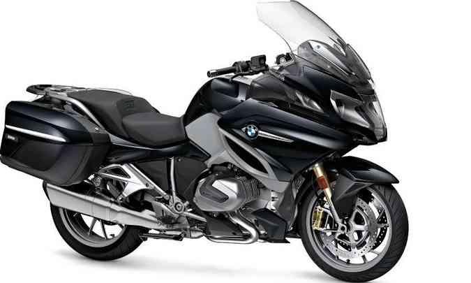 O para-brisa pode ser ajustado eletricamente em até 1.570mm(foto: BMW/Divulgação)