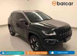 Jeep Compass Trailhawk 2.0 4x4 Dies. 16v Aut. em Brasília/Plano Piloto, DF valor de R$ 128.000,00 no Vrum