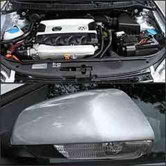 Motor 1.8 turbo é forte. Retrovisores tem setas de direção