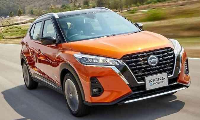 A crise imposta pelo novo coronavírus adiou o lançamento do novo Kicks para 2021(foto: Nissan/Divulgação)