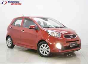 Kia Motors Picanto Ex 1.1/1.0/ 1.0 Flex Aut. em Belo Horizonte, MG valor de R$ 37.900,00 no Vrum