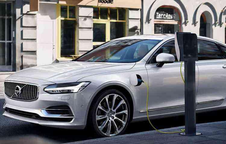 Volvo fabricará apenas modelos elétricos ou híbridos a partir de 2019  - Volvo/Divulgação