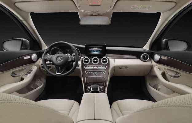 Amplo espaço e conforto são duas prioridades da perua Estate - Mercedes-Benz/divulgação