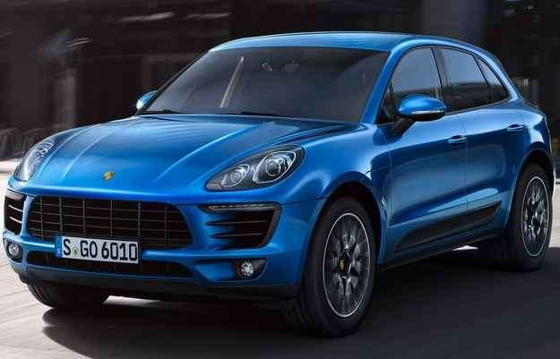 Inicialmente, o Brasil receberá duas versões do Macan   - Porsche/divulgação