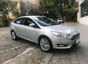 Ford Focus Fastback Se/Se Plus 2.0 Flex Aut. em Belo Horizonte, MG valor de R$ 52.900,00 no Vrum