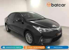Toyota Corolla Gli Upper 1.8 Flex 16v Aut. em Brasília/Plano Piloto, DF valor de R$ 76.500,00 no Vrum