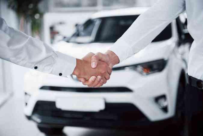 Empréstimo para carro(foto: Freepik)