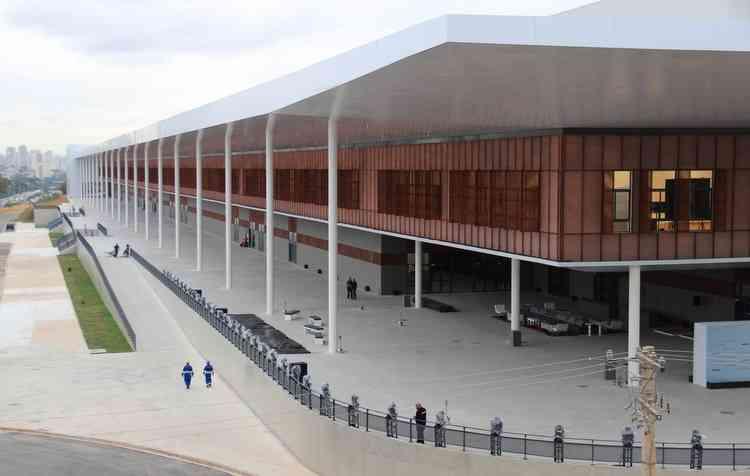 São esperadas mais de 700 mil pessoas durante os dez dias do Salão Internacional do Automóvel de São Paulo. Foto: São Paulo Expo / Divulgação -