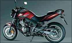 Modelos foram modernizados e dispõem de motor da CBR 600RR, versão 2007 -