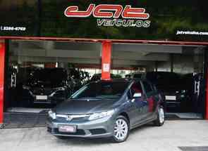 Honda Civic Sedan Lxs 1.8/1.8 Flex 16v Aut. 4p em Belo Horizonte, MG valor de R$ 59.900,00 no Vrum