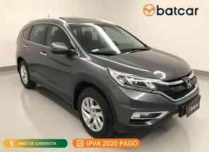 Honda Cr-v Exl 2.0 16v 4wd/2.0 Flexone Aut. em Brasília/Plano Piloto, DF valor de R$ 90.500,00 no Vrum