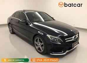 Mercedes-benz C-250 Sport 2.0 16v 211cv Aut. em Brasília/Plano Piloto, DF valor de R$ 130.000,00 no Vrum