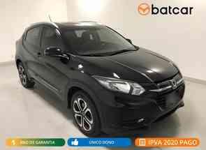 Honda Hr-v Ex 1.8 Flexone 16v 5p Aut. em Brasília/Plano Piloto, DF valor de R$ 76.500,00 no Vrum