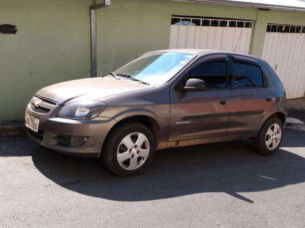 Chevrolet Celta Advantage 1.0 8v Flexpower 5p 2014 R$ 22.200,00 MG VRUM