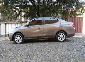 Nissan Versa Sl 1.6 16v Flex Fuel 4p Mec. em Divinópolis, MG valor de R$ 28.800,00 no Vrum