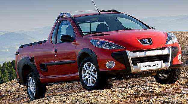 Veja fotos do Peugeot Hoggar - Peugeot/Divulgação