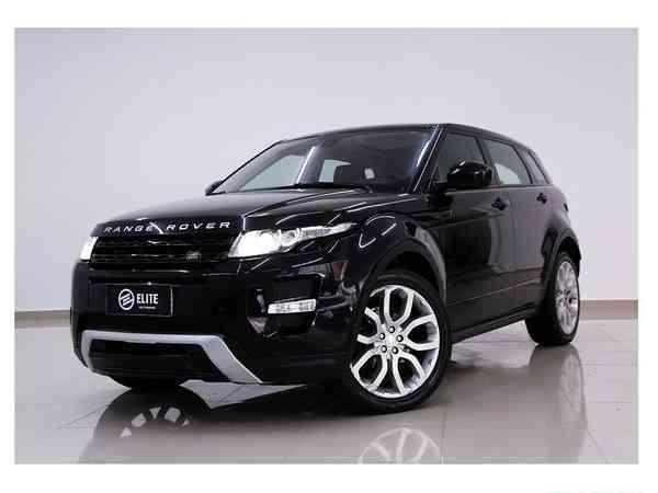 Land Rover Range R.evoque Dynamic 2.0 Aut 3p 2014 R$ 145.900,00 MG VRUM