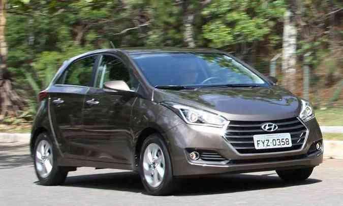 Hyundai HB20(foto: Marlos Ney Vidal/EM/DA PRESS)