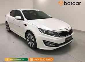 Kia Motors Optima 2.4 16v 180cv Aut. em Brasília/Plano Piloto, DF valor de R$ 55.000,00 no Vrum