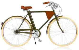 Bike elétrica de 350 wats tem autonomia de 30 km(foto: Abve / Divulgação)