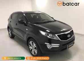 Kia Motors Sportage LX 2.0 16v/ 2.0 16v Flex Aut. em Brasília/Plano Piloto, DF valor de R$ 71.500,00 no Vrum