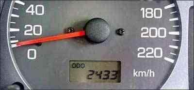 Redução da distância percorrida é prática comum no mercado de carros usados - Newton Franca/Especial para o EM - 23/3/07