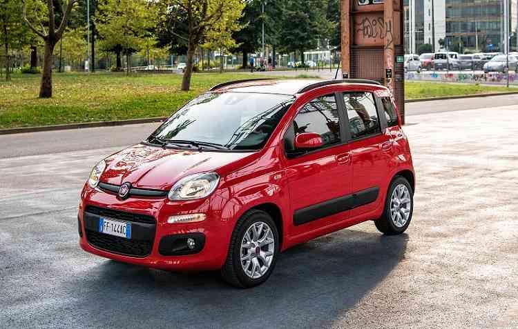 Fiat Panda agora será produzido na Polônia. Foto: Fiat / Divulgação -